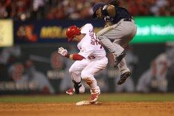 Miklwaukee Brewers vs St. Louis Cardinals