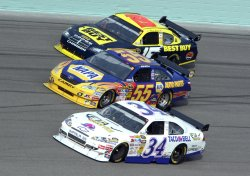 NASCAR Sprint Cup Ford 400 at Homestead, Florida