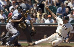 NEW YORK YANKEES VS SAN FRANCISCO GIANTS