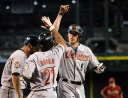 MLB-Houston Astros at Arizona Diamondbacks