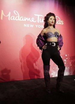 Madame Tussauds unveils wax figure of Selena in New York
