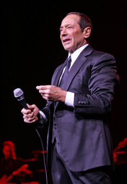 Paul Anka performs in concert in Hollywood, Florida