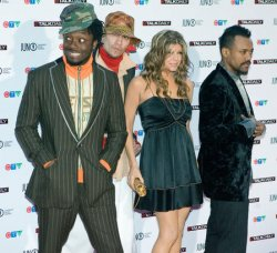BLACKEYED PEAS AT 2006 JUNO MUSIC AWARDS IN HALIFAX