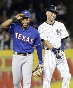Texas Rangers vs New York Yankees