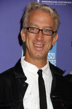 "Andy Dick arrives for the Tribeca Film Festival Premiere of ""Freaky Deaky"" in New York"