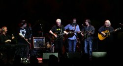 Wavy Gravy's 75th Birthday Party Concert in New York