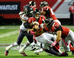 Atlanta Falcons vs. Chicago Bears