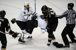 Dallas Stars vs Anageim Ducks