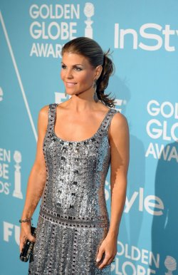 Lori Loughlin attends the 2011 Miss Golden Globe announcement party in Beverly Hills