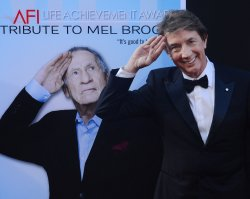 Mel Brooks honored with AFI Life Achievemnet Award in Los Angeles
