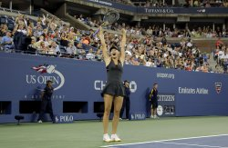 U.S. Open Tennis in New York