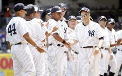 68th Annual Old-Timers' Day at Yankee Stadium