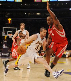 Los Angeles Lakers vs Houston Rockets Game 7 Western Conference semifinals in Los Angeles