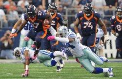 Dallas Cowboys vs. Denver Broncos
