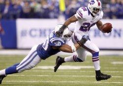 Indianapolis Colts vs Buffalo Bills in Indianapolis