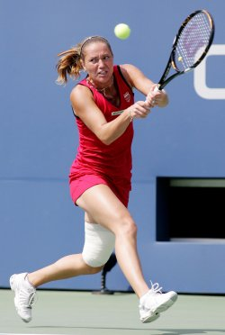 Bondarenko takes on Wickmayer in quarter-final match at the US Open Tennis Championship in New York
