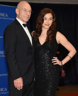 Guests arrive for the White House Correspondents Association Dinner
