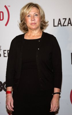 "Susan Smith Ellis arrives for the Premiere of ""The Lazarus Effect"" in New York"