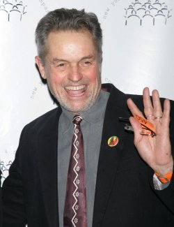 Jonathan Demme arrives for the New York Stage and Film's Annual Gala in New York