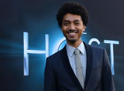"Shawn Carter Peterson attends ""The Host"" premiere in Los Angeles"