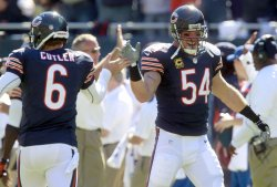 Chicago Bears vs Indianapolis Colts in Chicago
