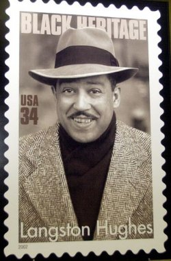 New Langston Hughes stamp