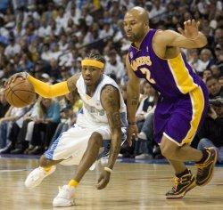 Los Angeles Lakers vs Denver Nuggets