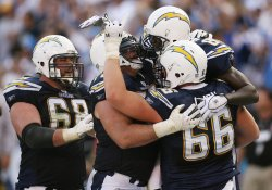 Baltimore Ravens vs San Diego Chargers