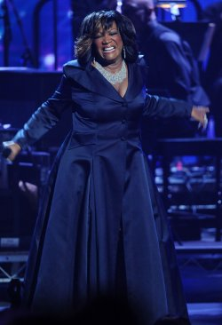 Patti LaBelle performs at the BET Awards in Los Angeles