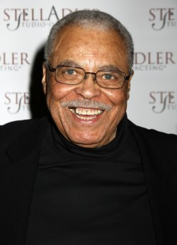 "James Earl Jones arrives for the ""Stella By Starlight"" Gala in New York"