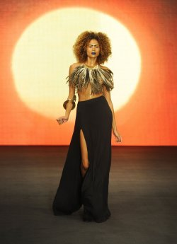 """House Of Derion"" catwalk show"