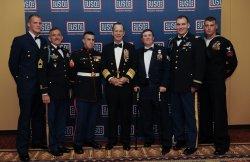 Chairman Mullen attends USO 28th Annual Awards Dinner in Arlington, Virginia