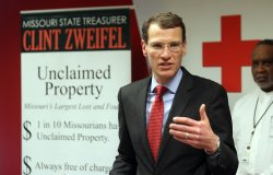 Missouri State Treasurer awards Red Cross money