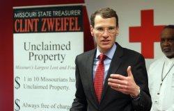 Missouri State Treasurer awards Red Cross money