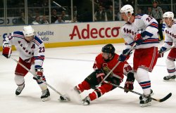 New York Rangers v. Ottawa Senators