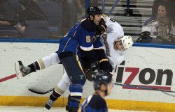 Anaheim Ducks vs St. Louis Blues