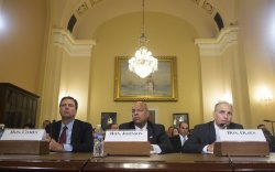 House Hearing on Worldwide Threats to the United States in Washington, D.C.