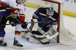 Calgary Flames vs St.Louis Blues