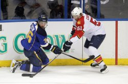 Florida Panthers vs St. Louis Blues