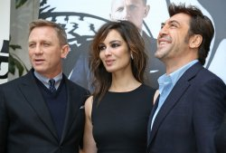 "Photocall for ""Skyfall"" in Paris"