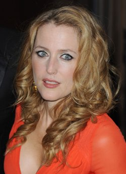 "Gillian Anderson attends ""The Laurence Olivier Awards"""