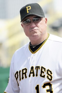 Pittsburgh Pirates New Manager Clint Hurdle in Pittsburgh