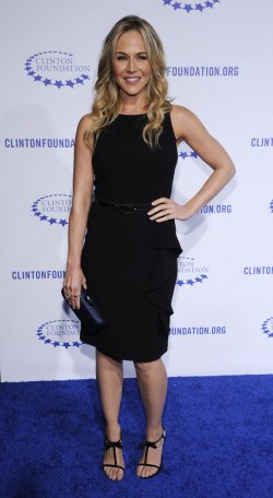 "Julie Benz attends the Clinton Foundation Gala in honor of ""A Decade of Difference"" held at the Hollywood Palladium in Los Angeles"