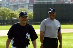 New York Yankees Sign Billy Crystal for a day in Florida
