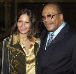 QUINCY JONES HONORED AT LENA HORNE AWARDS