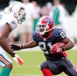 Buffalo Bills at Miami Dolphins. NFL divisional game week 15, at Sun Life Stadium, Miami, Fl