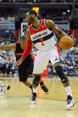 Washington Wizards vs Toronto Raptors in Washington