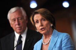 House Democrats speak on Debbt Ceiling Increase in Washington, DC