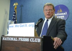 We Get It campaign holds press conference in Washington