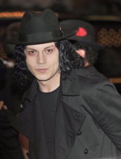 Jack White attends Toronto International Film Festival